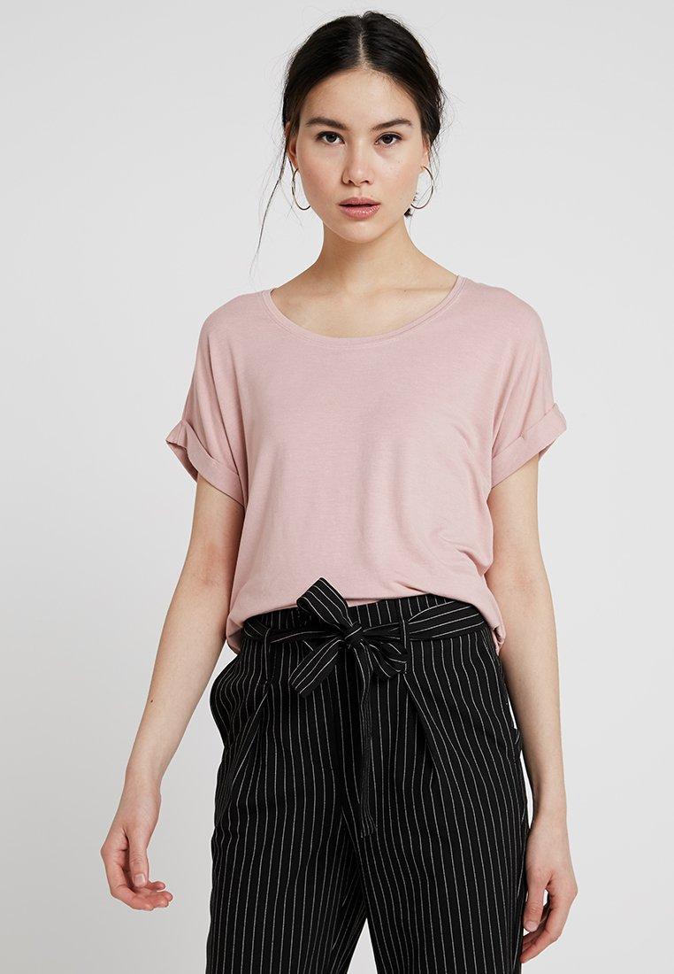 ONLY - ONLMOSTER - Basic T-shirt - pale mauve