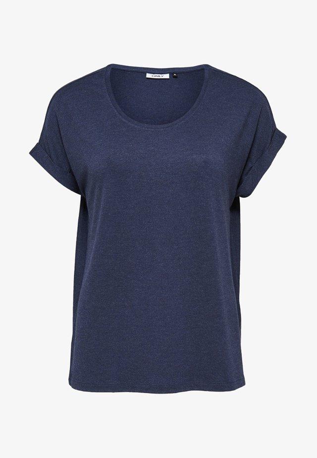 ONLMOSTER - Camiseta básica - drak blue
