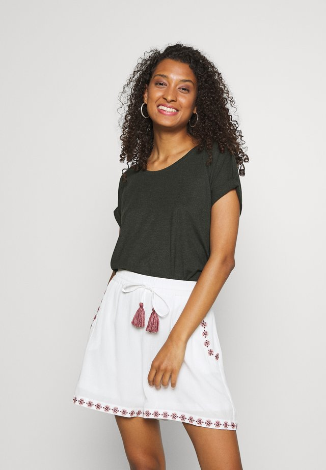 ONLMOSTER - Camiseta básica - rosin