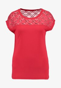 ONLY - ONLNICOLE - Blouse - high risk red - 3
