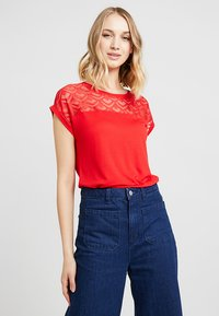 ONLY - ONLNICOLE - Blouse - high risk red - 0