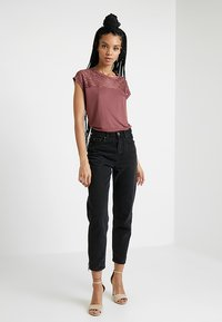 ONLY - T-shirt print - wild ginger - 1