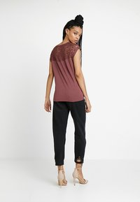 ONLY - T-shirt print - wild ginger - 2