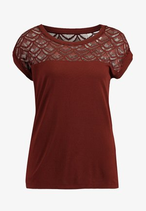ONLNICOLE - Blouse - madder brown