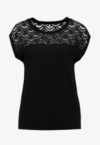 ONLY - ONLNICOLE - Blouse - black - 4