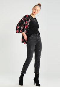 ONLY - ONLNICOLE - Blouse - black - 1