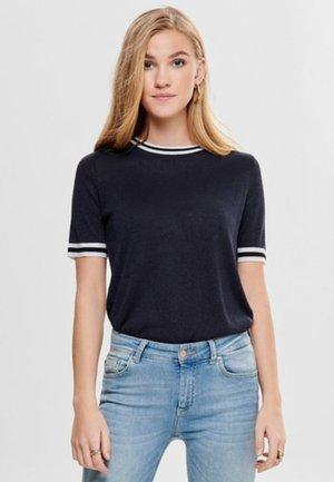 MIT KURZEN ÄRMELN  - T-shirts print - dark blue