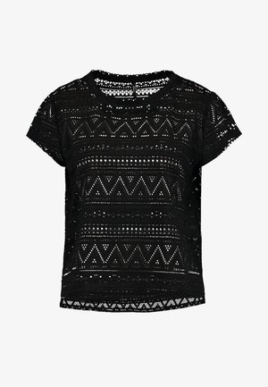 ONLJOLLY  - T-shirt con stampa - black