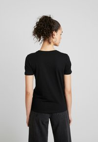 ONLY - ONLCHRISTMAS BLING BOX - T-shirts med print - black - 2