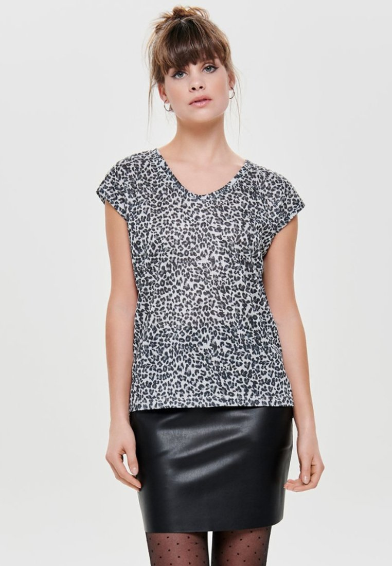 ONLY - Blouse - silver