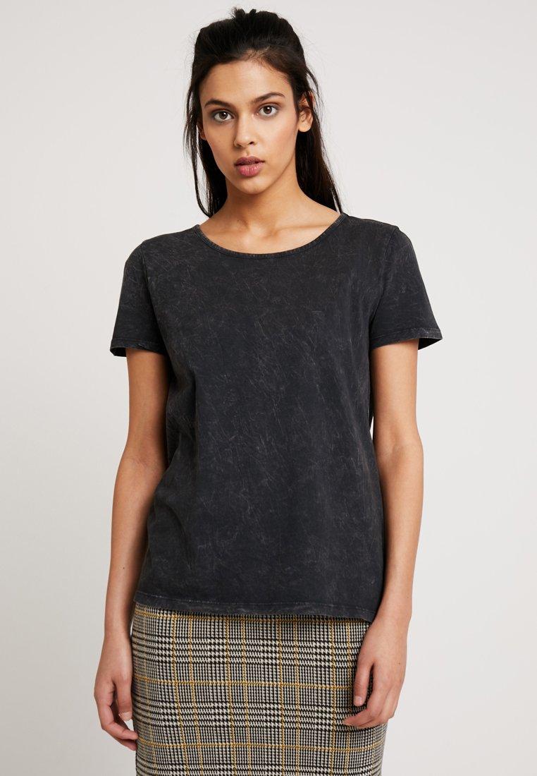 ONLY - ONLAMBER TEE - T-shirts print - black