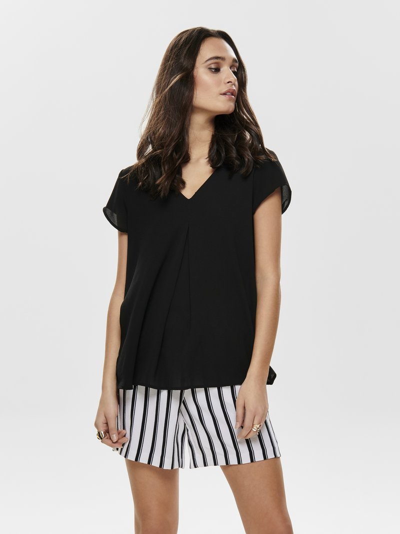 ONLY - Bluse - black