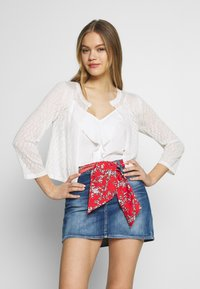 ONLY - ONLCHLOE - Cardigan - cloud dancer - 0