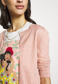 ONLY - ONLCHLOE - Cardigan - misty rose - 5