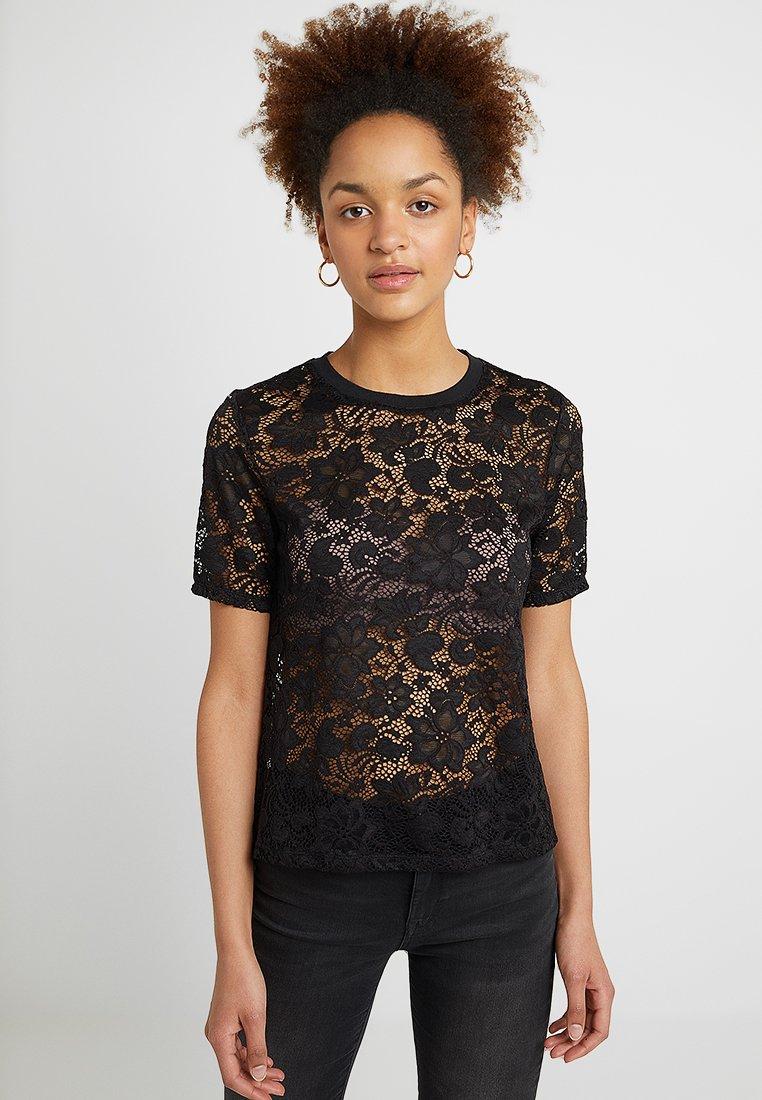 ONLY - ONLAMAZE - T-Shirt print - black