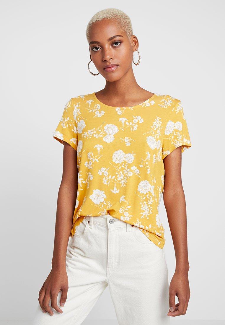 ONLY - ONLFNICE  - Print T-shirt - mango mojito
