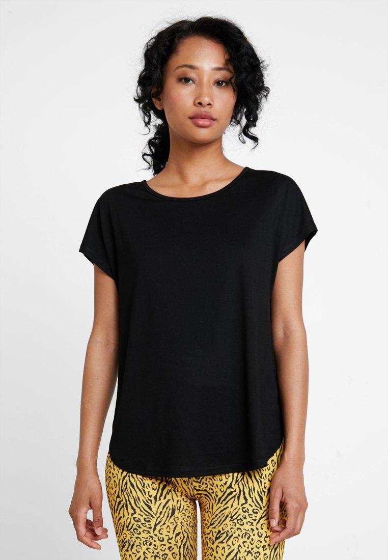 ONLY - ONLMIMI - T-shirt med print - black