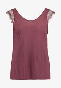 ONLY - ADELINA - Camiseta estampada - wild ginger - 4