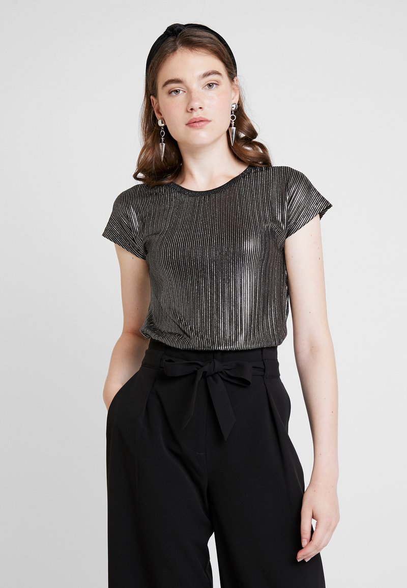 ONLY - KARISMAY - T-Shirt print - black