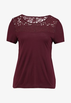 ONLALBA MIX - T-Shirt print - port royale