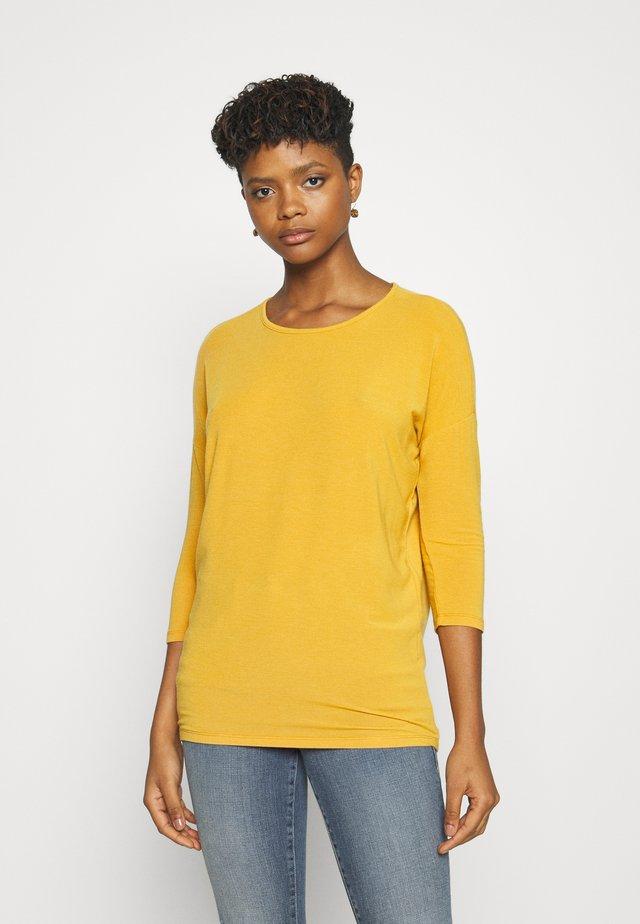 ONLGLAMOUR 3/4 - Camiseta de manga larga - golden yellow
