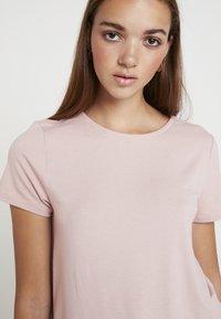 ONLY - ONLMOSTER STRING - T-Shirt print - pale mauve - 4