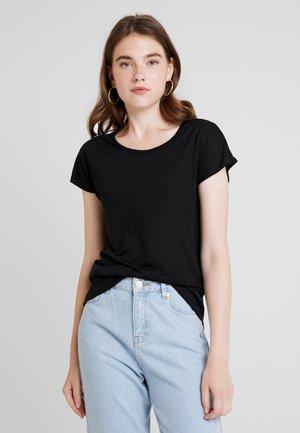 ONLELENA - T-shirt med print - black