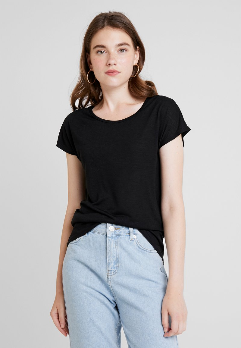 ONLY - ONLELENA - T-Shirt print - black