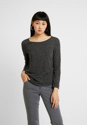 ONLDINNA - Trui - dark grey melange