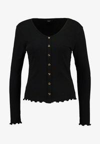 ONLY - ONLVIBEKE - Long sleeved top - black - 3