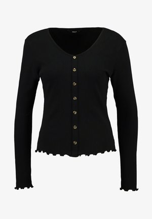 ONLVIBEKE - Long sleeved top - black