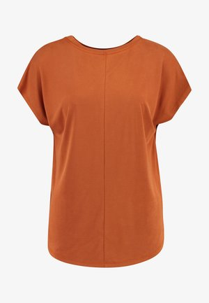 ONLFFREE ONECK - Camiseta básica - ginger bread