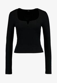 ONLY - ONLGIGI - Camiseta de manga larga - black - 3