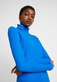 ONLY - ONLNANCY TURTLENECK - Topper langermet - princess blue - 3