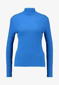 ONLY - ONLNANCY TURTLENECK - Topper langermet - princess blue - 4