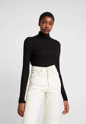 ONLNANCY TURTLENECK - Long sleeved top - black