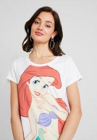 ONLY - ONLDISNEY MIX - T-shirt z nadrukiem - white - 4