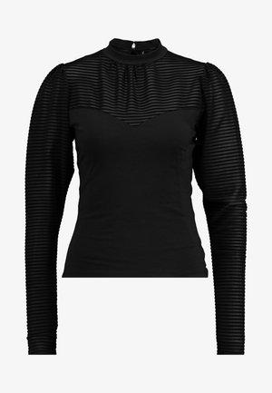 ONLNIELLA - Long sleeved top - black