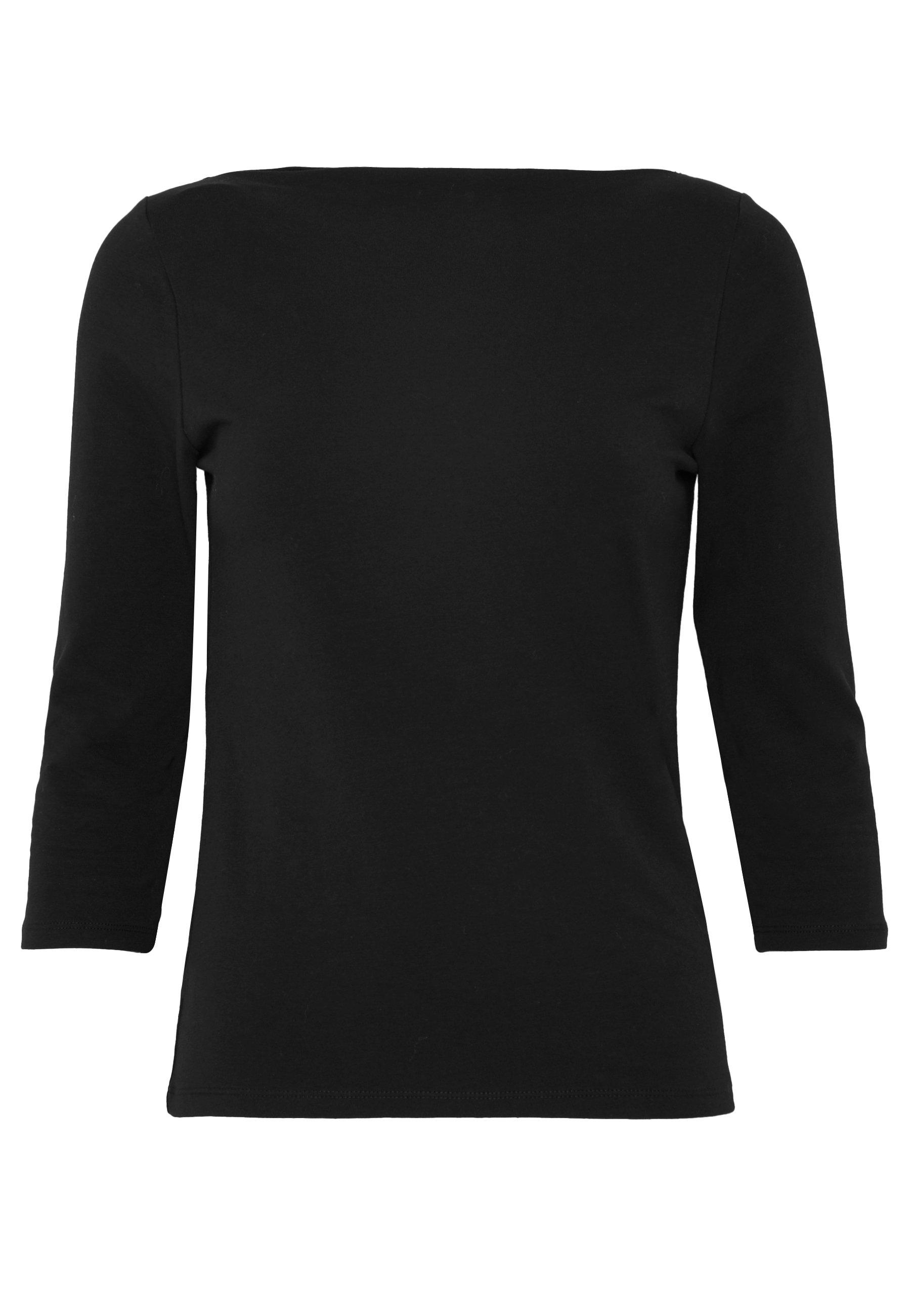 ONLY ONLLIVE LOVE - Bluzka z długim rękawem - black
