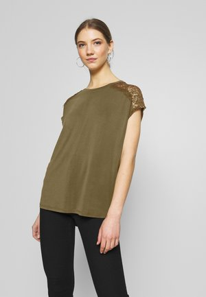 ONLFFREE  - Camiseta básica - lizard