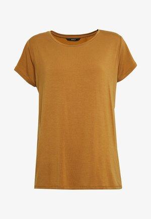 ONLGRACE  - T-Shirt basic - dijon