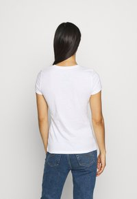 ONLY - TOM & JERRY LIFE - T-shirt z nadrukiem - bright white - 2