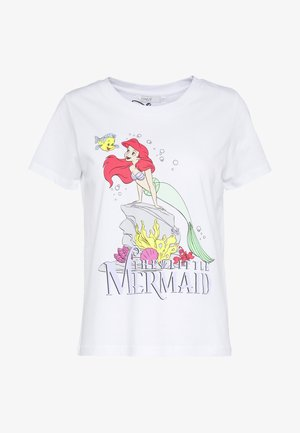 ONLDISNEY MIX  - T-shirts med print - white