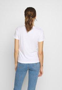 ONLY - ONLDISNEY MIX  - T-shirts med print - white - 2