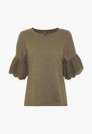 ONLCELINA LIFE  - T-shirt con stampa - kalamata