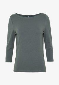 ONLY - ONLFIFI LIFE BOAT NECK - Bluzka z długim rękawem - balsam green - 3