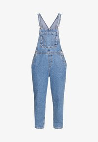 ONLY - ONLDARCY LIFE BALLON OVERALL - Dungarees - light blue denim - 4