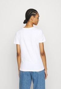 ONLY - ONLKITA LIFE CACTUS BOX - Print T-shirt - bright white/cactus - 2