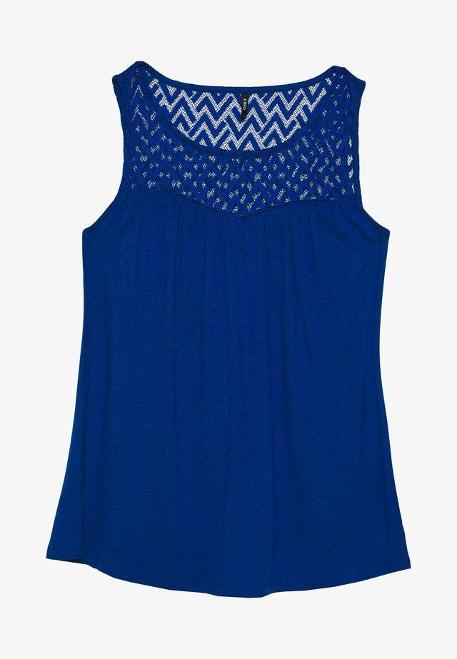 ONLNEW NICOLE LIFE - Top - mazarine blue