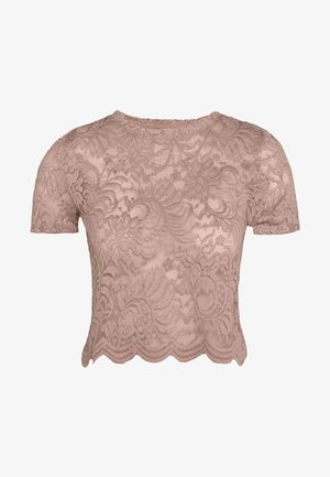 ONLALBA - Blouse - misty rose
